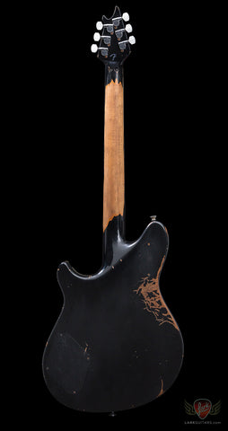 zSOLD - EVH Wolfgang USA Custom Relic - Black (61A)