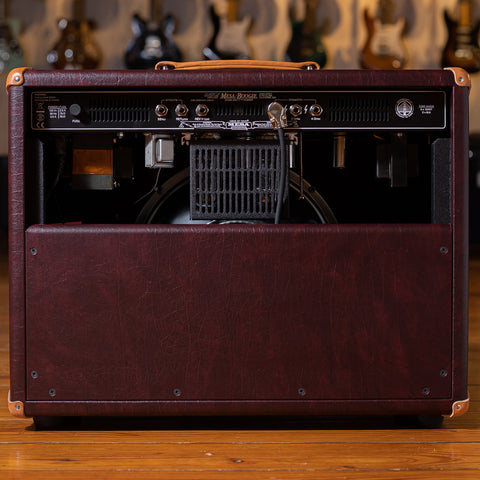 Mesa Boogie Fillmore 50 1x12 combo - Wine with Tan Grille