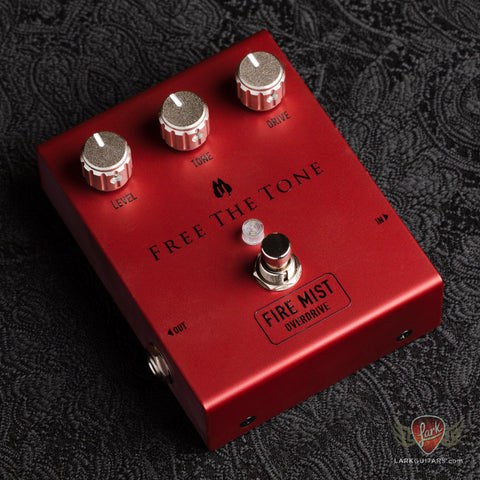 Free The Tone Fire Mist Overdrive FM-1V