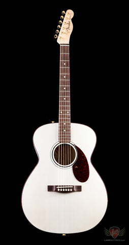 Fender Custom Shop Pro Custom Balboa Orchestra - White Blonde (002) - Available at Lark Guitars