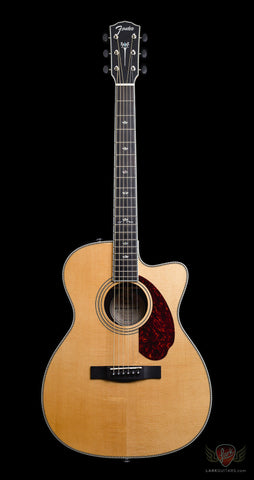 Fender Paramount PM-3 Deluxe Triple-0 - Natural (941)
