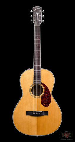 Fender Paramount PM-2 Standard Parlor - Natural (308) - Available at Lark Guitars