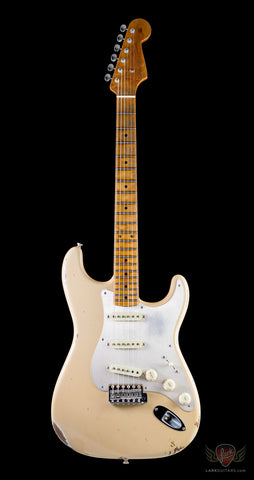 Fender Custom Shop Limited '56 Fat Strat Roasted Aged Desert Sand (912)