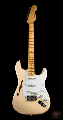 ERIC JOHNSON SIGNATURE STRATOCASTER THINLINE VINTAGE WHITE