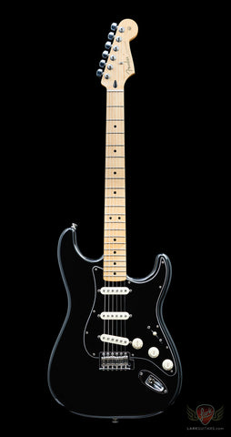 Pre-Owned Fender Special Edition Standard Straocaster MN - Black (891)