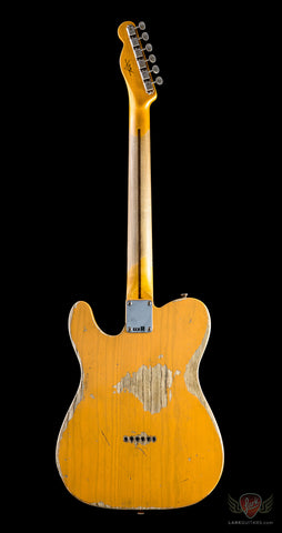 Fender Custom Shop 52 Tele Heavy Relic Butterscotch (912)
