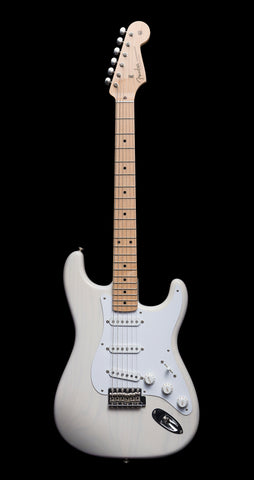 Fender Custom Shop 1956 Stratocaster NOS - White Blonde - DEMO (027)