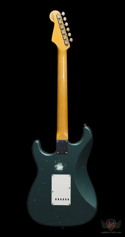 Fender Custom Shop 1963 Stratocaster Relic - Sherwood Green Metallic (303)