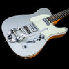 Fender Custom Shop Double TVJ Telecaster w/Bigsby Relic - Silver Top (790)