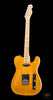 Fender American Select Flame Maple Carved Top Telecaster - Amber (655)