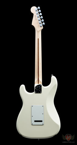 Fender Jeff Beck Stratocaster - Olympic White (089) - Available at Lark Guitars