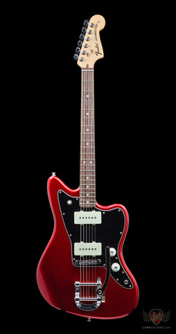 Fender 2016 Limited Edition 'Magnificent 7' American Special Jazzmaster w/Bigsby - Candy Apple Red (966)