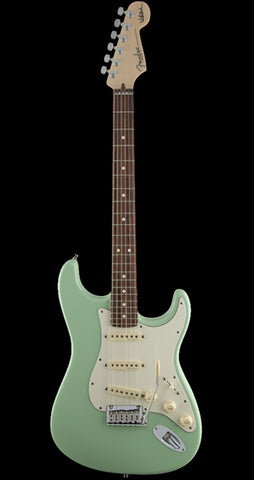 Fender Jeff Beck Stratocaster - Surf Green (600)