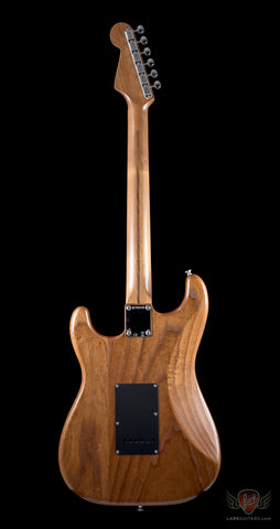 Fender Limited Edition American Vintage '56 Stratocaster Roasted Ash MN - Natural (218) - Available at Lark Guitars