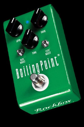 Rockbox Boiling Point Overdrive / Boost, Rockbox Electronics - Lark Guitars