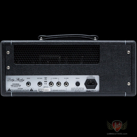 Friedman Amplification Mini Dirty Shirley Head (272)