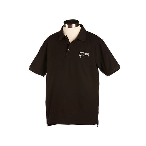 Gibson Men's Polo - X-Large - Available at Lark Guitars