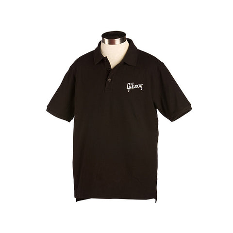 Gibson Men's Polo - Small - Available at Lark Guitars