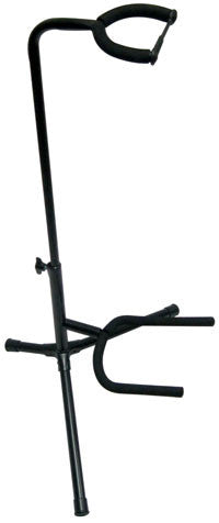 Stageline GS100B Guitar Stand - Black - Available at Lark Guitars