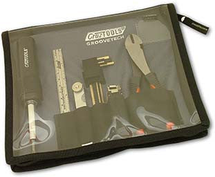 CruzTOOLS GTBAS1 GrooveTech Bass Player Tech Kit - Available at Lark Guitars