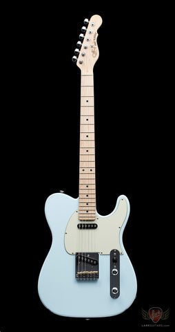 Pre-Owned G&L ASAT Classic MN - Sonic Blue (574)