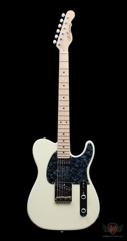 Pre-Owned G&L ASAT Classic MN - Vintage White (586)