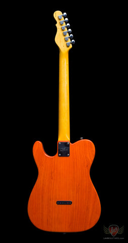 Pre-Owned G&L ASAT Classic Semi-Hollow MN - Clear Orange (994)