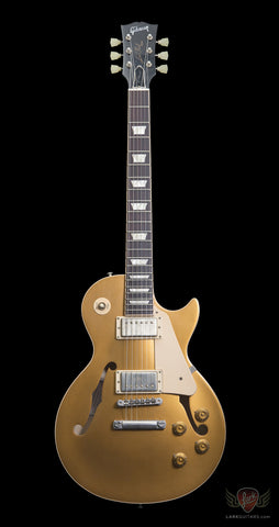 Gibson Memphis Limited Run ES-Les Paul Goldtop VOS - Gold Top (728) - Available at Lark Guitars
