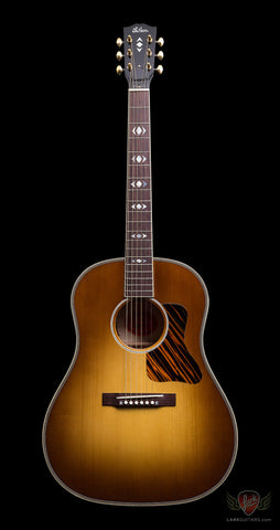 Gibson Montana Limited Edition Iron Mountain Advance Jumbo II - Honeyburst (074) - Available at Lark Guitars