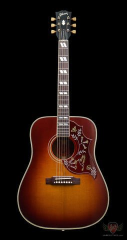 Gibson Montana Hummingbird Vintage - Vintage Cherry Sunburst (005) - Available at Lark Guitars