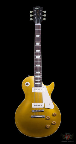 Gibson Custom Shop 2014 1956 Les Paul Goldtop Reissue VOS - Antique Gold (199)