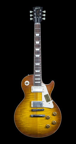 Gibson Custom Shop 2014 1958 Les Paul Reissue VOS - Iced Tea (064)