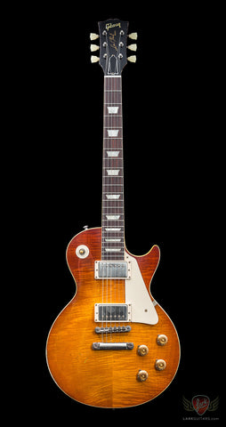 Gibson Custom Collector's Choice #29 Tamio Okuda 1959 Les Paul Aged - Sunburst (139) - Available at Lark Guitars