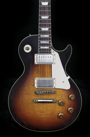 Gibson Custom Shop 2014 1958 Les Paul Reissue VOS - Faded Tobacco (259)
