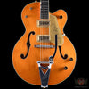 Gretsch G6120-1959LTV Chet Atkins Hollow Body - Orange Lacquer (205)