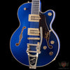 Gretsch G6659TG Players Edition Broadkaster Jr. - Azure Metallic (227)