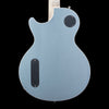 Nik Huber Krautster II Custom, Spanish Cedar, Curly Maple Neck, Ebony Fretboard - Worn Ice Blue