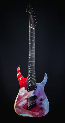Ormsby NAMM 2020 HypeMachine - Red Swirl - Pre-Order