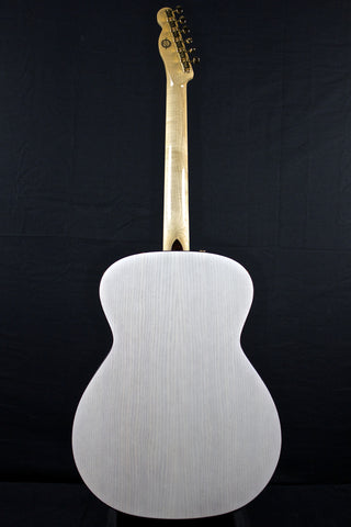 zSOLD - Fender Custom Shop Pro Custom Balboa Orchestra - White Blonde (001)