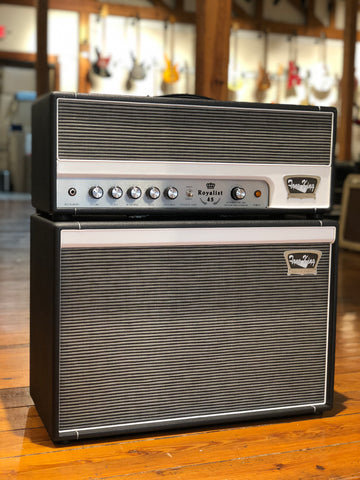 Tone King Royalist 45W Head & 1x12 Cabinet (023Y) - Available at Lark Guitars