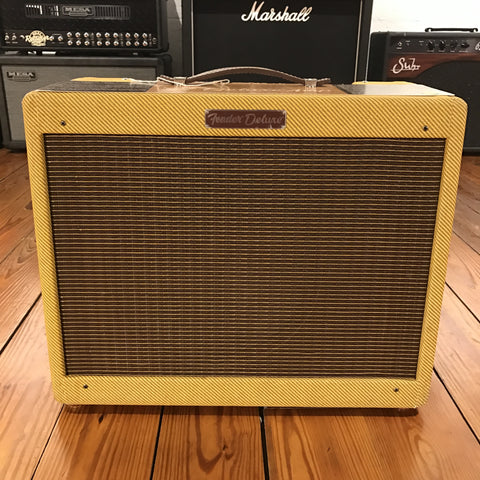 Pre-Owned Fender '57 Deluxe 1x12 Combo - Tweed (581), Pre-Owned Amplifiers - Lark Guitars