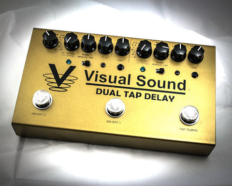 xDISCONTINUED - Truetone V3 Dual Tap Delay