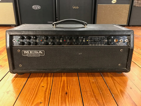 Pre-Owned Mesa Boogie Nomad 100 Head (633) - Available at Lark Guitars