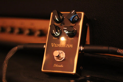 Vemuram Shanks 4K - Available at Lark Guitars