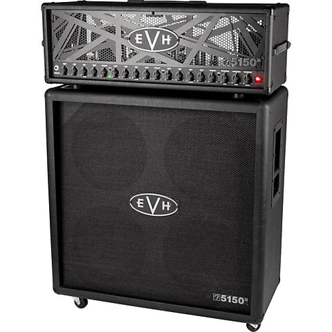 zSOLD - EVH Limited Edition 5150 III 100S Head & 4x12 Cabinet