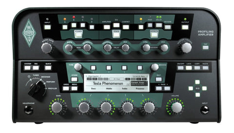 Kemper Profiler Head - Black - Available at Lark Guitars