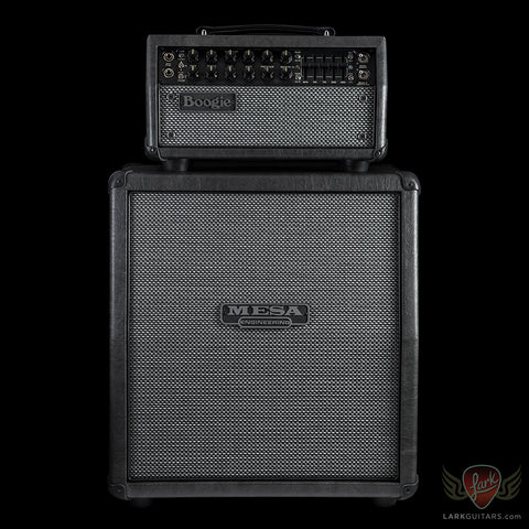 Mesa Boogie Mark Five 25 Head and 1x12 Mini Recto Slant Cab - Grey Taurus w/Grey and Black Jute Grill (764) (933)
