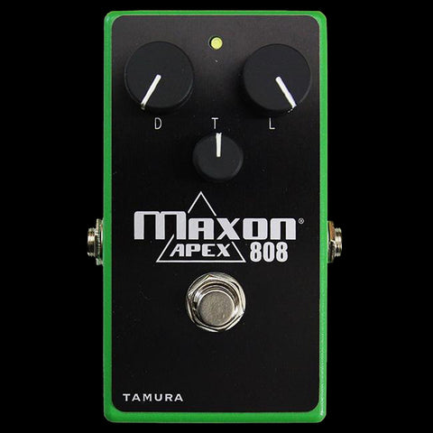 Maxon Limited Edition Apex808 Overdrive OD808