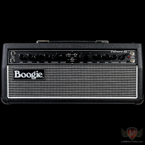 Mesa Boogie Fillmore 25 Head - Black