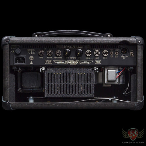 Mesa Boogie Mark Five 25 Head - Grey Taurus w/Black Jute Grill (764), Mesa/Boogie - Lark Guitars